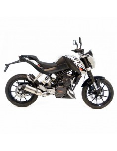 Escape LeoVince KTM Duke 125 i.e. / 200 i.e.