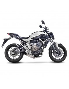 Escape LeoVince Yamaha 686 MT 07 / MT 07 ABS (FZ 07)