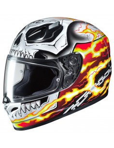 Casco HJC FG-ST Ghost Rider Marvel MC1
