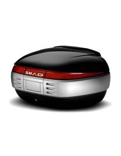 Tapa Negro Metal Baul Shad Sh50