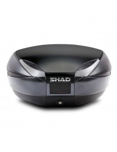 Tapa Negro Metal para Baul SH48