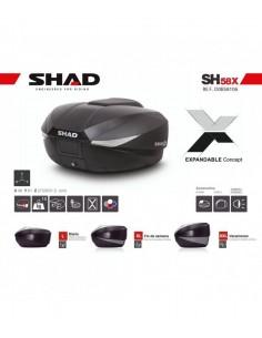 9c866a6d Baul Shad SH58X Expandible
