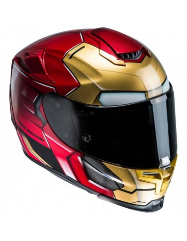 Casco HJC RPHA 70 Iron Man Homecoming