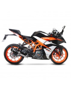 Escape Leovince Lv Pro KTM RC 125-390 / Duke 125-390 (2017-)