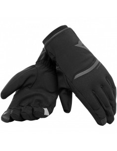 Guantes Dainese Plaza 2 D-Dry Negros