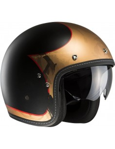 Casco Jet HJC FG-70s Luko MC1SF