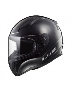 Casco LS2 FF320 Rapid Solid | Negro