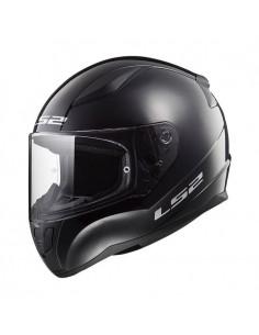 Casco LS2 FF320 Rapid Solid | Negro