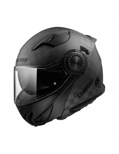 Casco LS2 FF313 Vortex Solid | Carbón mate