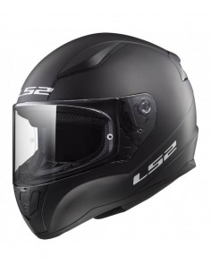 Casco LS2 FF353J Rapid Mini Solid |Mate negro