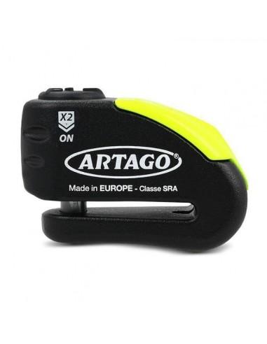 Candado Antirrobo Disco Artago 30X14