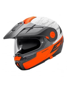 Casco Schuberth E1 Crossfire | Naranja Mate