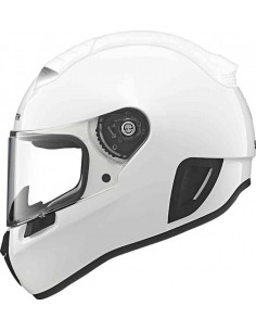 Casco Schuberth SR2 Glossy | Blanco brillo