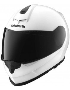Casco Schuberth S2 Sport Glossy - Blanco brillo