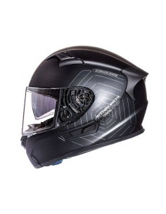 Casco MT Integral KRE SV Solid | Mate negro