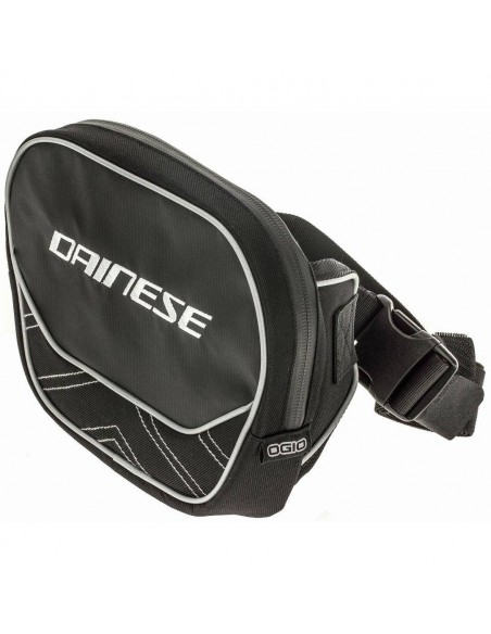 Riñonera Dainese Waist-Bag Negra