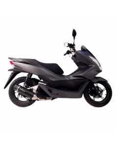 Escape LeoVince Sbk Nero Honda Pcx 125/150 12-15