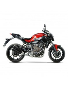 Escape Leovince GP Duals Yamaha MT-07 / FZ-07 (14-18)