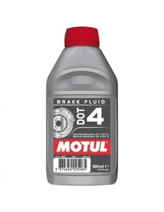 Liquido Frenos Motul Dot 4 500ml