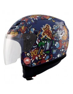 Casco Shiro SH-20 Supersheep Mix