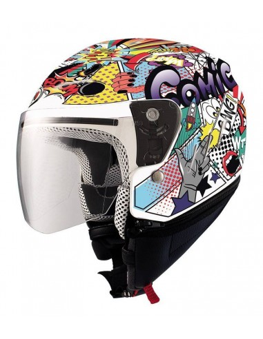 Casco Shiro SH-20 Comic Kids II