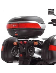 Fijación Givi E528 Suzuki DL 1000 V-Strom (02-11)