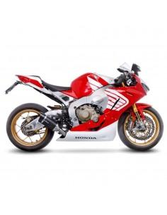 Escape Leovince Lv Pro Carbono Honda CBR 1000 RR / SP / SP2 (17-18)