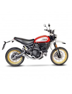 Escape Leovince Lv-10 Ducati Scrambler 800 (17-18)