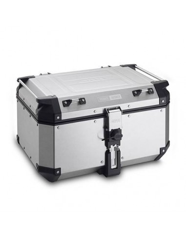 Maleta TREKKER OUTBACK 58 Lts Aluminio