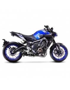 Escape Leovince Lv One Evo Carbono Yamaha MT-09 / FJ-09 / XSR 900