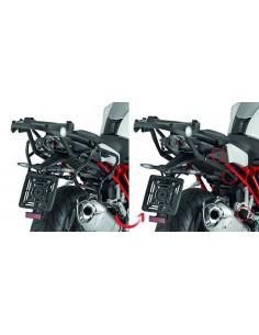 Porta Maletas Laterales Givi PLXR5117 BMW R 1200 R / RS (15-18)