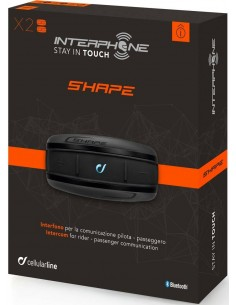 Intercomunicador Interphone Shape Twin