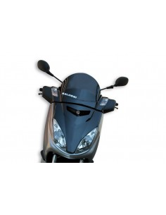 Cúpula Malossi Sport Screen Ahumado Oscuro Yamaha X-Max 125