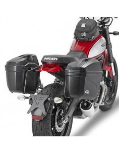 Porta Maletas Lateral Givi PL7407 Ducati Scrambler 800 / 400 (15-17)