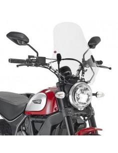 Cúpula Givi 7407A Ducati Scrambler 800 / 400 (15-17)