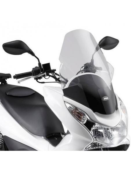 Cúpula Transparente Givi D322ST Honda PCX 125 (10-13)