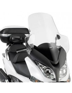 Cúpula Transparente Givi D318ST Honda SW-T 400 / 600 (09-17)
