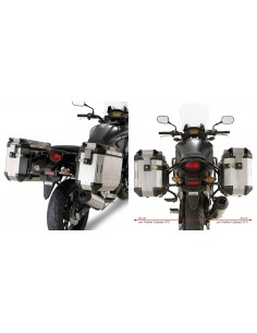 Porta Maletas Lateral Givi Outback PL1121CAM Honda CB 500 X (13-18)