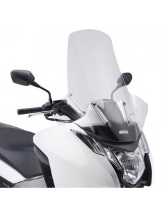 Cúpula Transparente Givi D1109ST Honda Integra 700 / 750 (12-17)