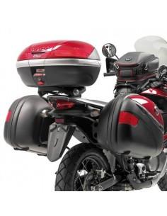 Fijación Trasera Givi E225 Honda XL 700 Transalp (08-13)