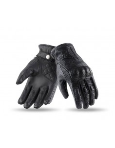 Guantes Mujer Seventy Degrees SD-C22 Touring / Scooter | Negros