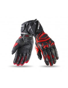 Guantes Seventy Degrees SD-R30 Racing | Negros y rojos