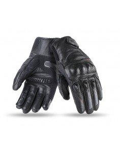 Guantes Seventy Degrees SD-C8 Touring / Scooter | Negros