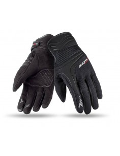 Guantes Seventy Degrees SD-C18 Scooter | Negros y grises