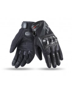 Guantes Seventy Degrees SD-N14 Naked | Negro y gris