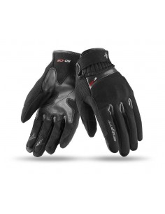 Guantes Seventy Degrees SD-C16 Scooter | Negros y gris