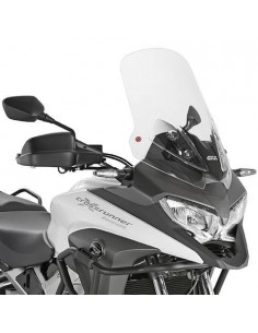 Cúpula Transparente Givi D1139ST Honda Crossrunner 800 (15-17)