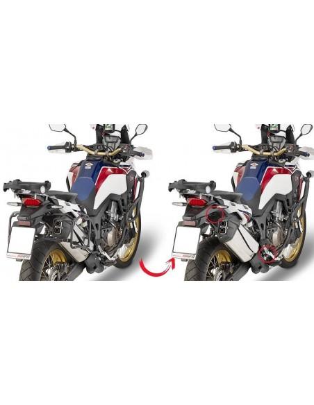 Porta Maletas Lateral Givi PLR1144 Honda CRF1000L Africa Twin (16-17)