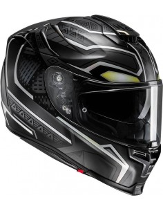 Casco HJC RPHA 70 Black Panther Marvel MC5SF