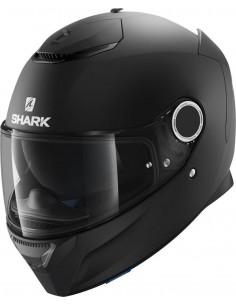 Casco Shark Spartan Blank Mate | Negro
